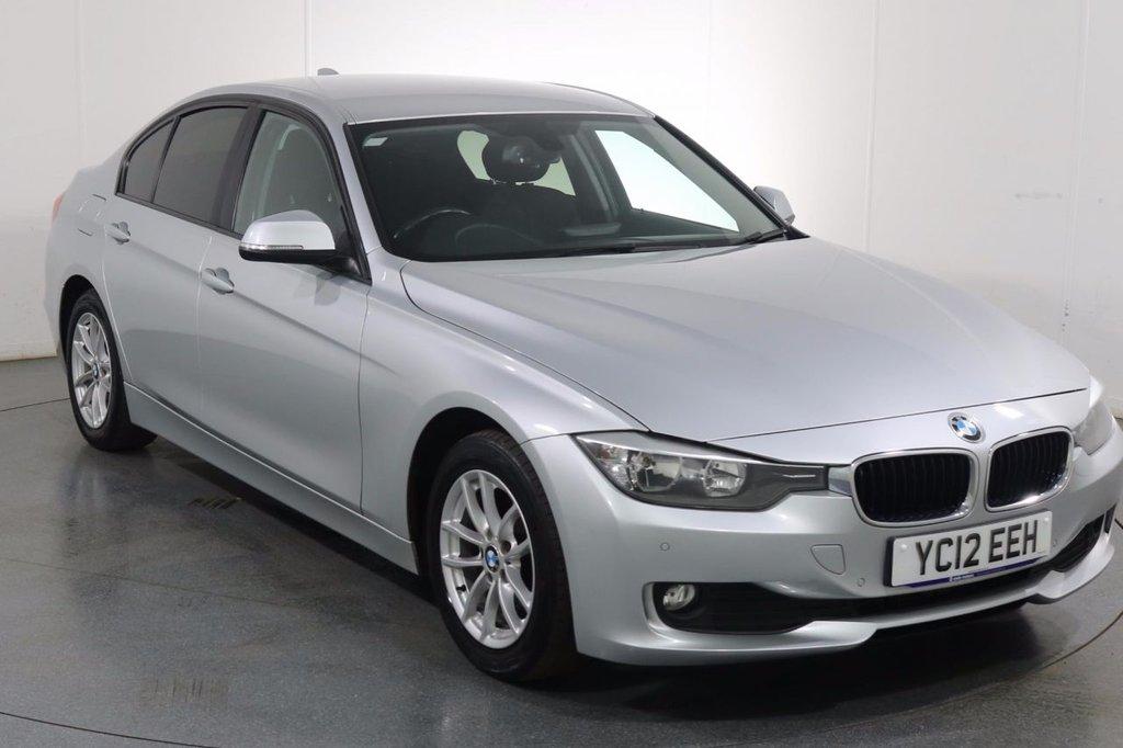 USED 2012 12 BMW 3 SERIES 2.0 320D EFFICIENTDYNAMICS 4d 161 BHP SERVICE HISTORY