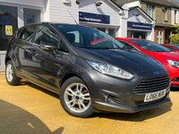 USED 2017 66 FORD FIESTA 1.0 ZETEC 5d 99 BHP AUTOMATIC COMES WITH 6 MONTHS WARRANTY
