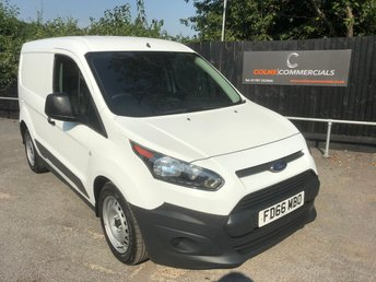 2016 FORD TRANSIT CONNECT 1.5TDCI T220 L1 (AIR-CON) £7450.00