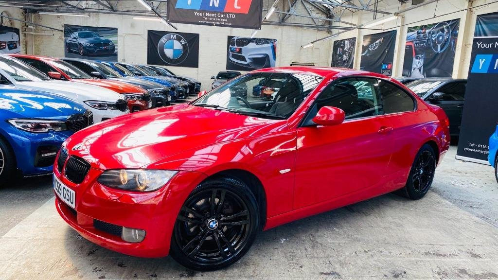 USED 2009 59 BMW 3 SERIES 2.0 320i SE 2dr YNCSTYLING+18S+