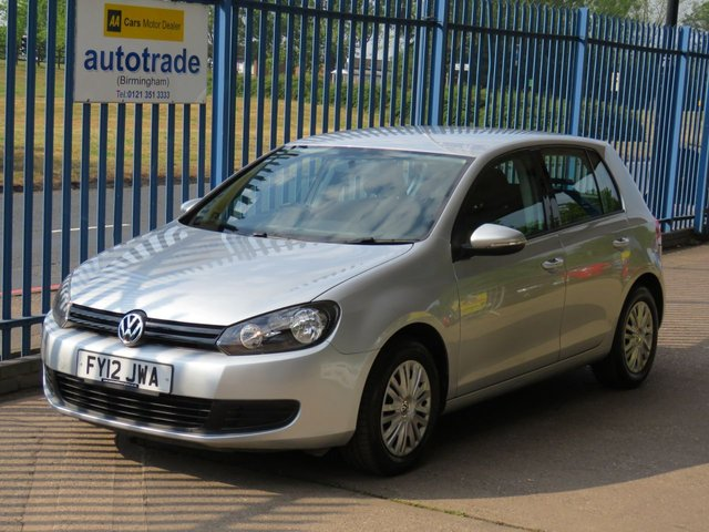 USED 2012 12 VOLKSWAGEN GOLF 1.2 S TSI 5dr 84 Air conditioning ulez compliant, vw history Finance arranged Part exchange available Open 7 days ULEX Compliant