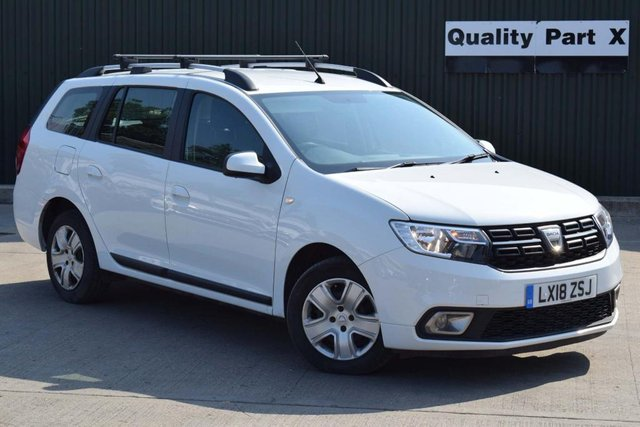 USED 2018 18 DACIA LOGAN MCV 1.5 dCi Laureate (s/s) 5dr CALL FOR NO CONTACT DELIVERY
