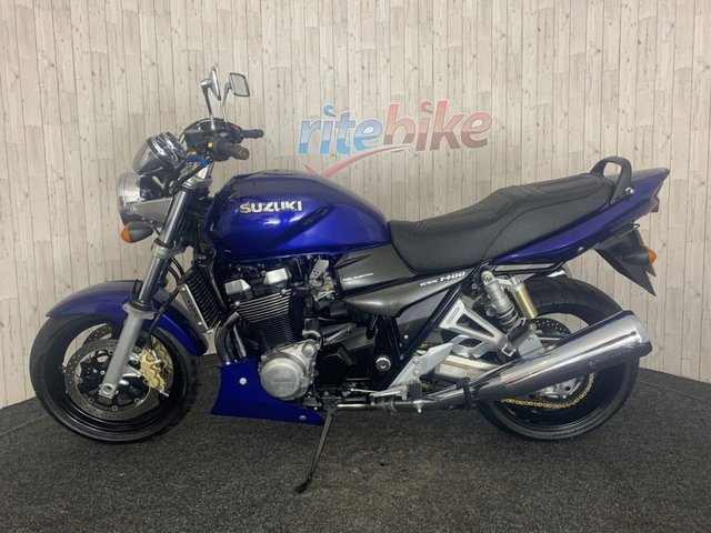 SUZUKI GSX1400 at Rite Bike