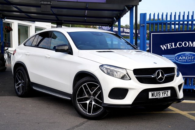 2019 19 MERCEDES-BENZ GLE-CLASS 3.0 GLE 350 D 4MATIC AMG NIGHT EDITION 4d 255 BHP
