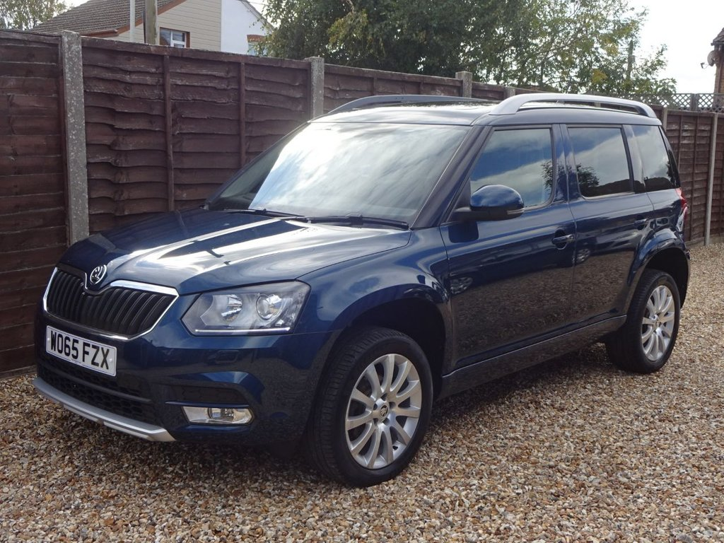 USED 2016 65 SKODA YETI 2.0 TDi SE L  �£5k+ WORTH OF EXTRAS!! FANTASTIC SPEC* *MANY, MANY EXTRAS