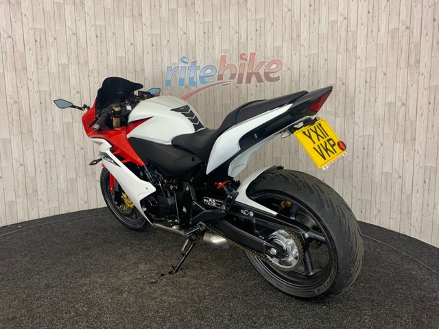 HONDA CBR600F at Rite Bike