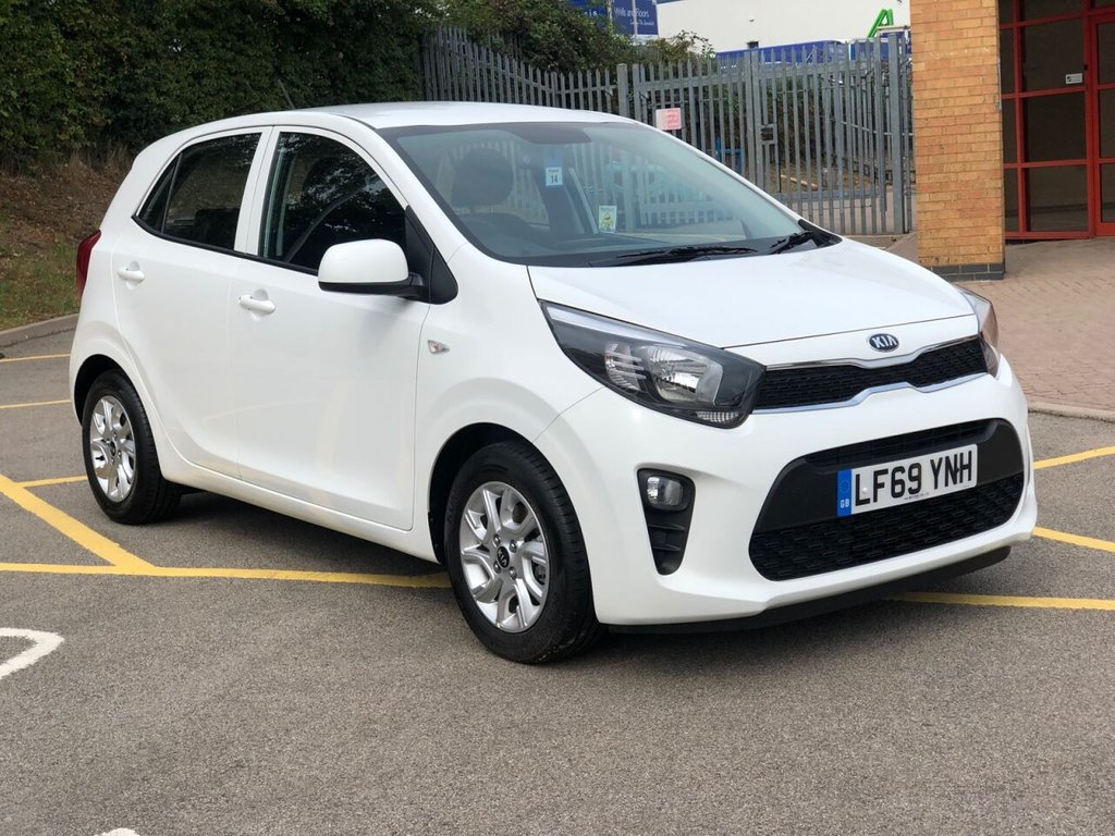 USED 2019 69 KIA PICANTO 1.0 2 5d 66 BHP VERY LOW MILEAGE  - EXCELLENT CONDITION!