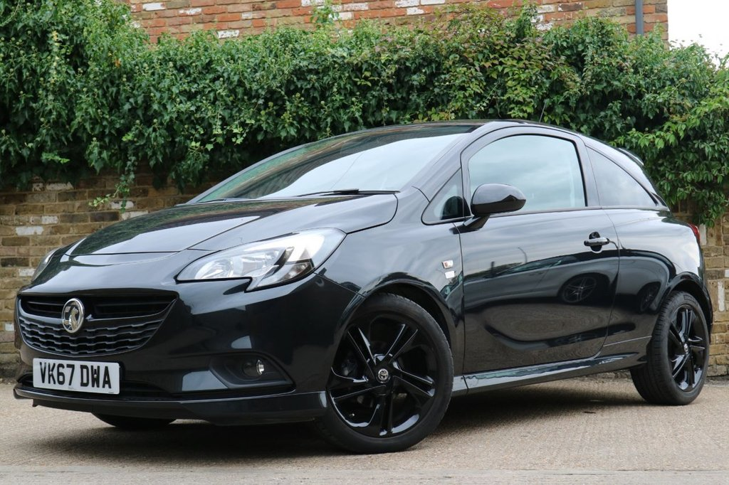 USED 2017 67 VAUXHALL CORSA 1.4 LIMITED EDITION 3d 89 BHP