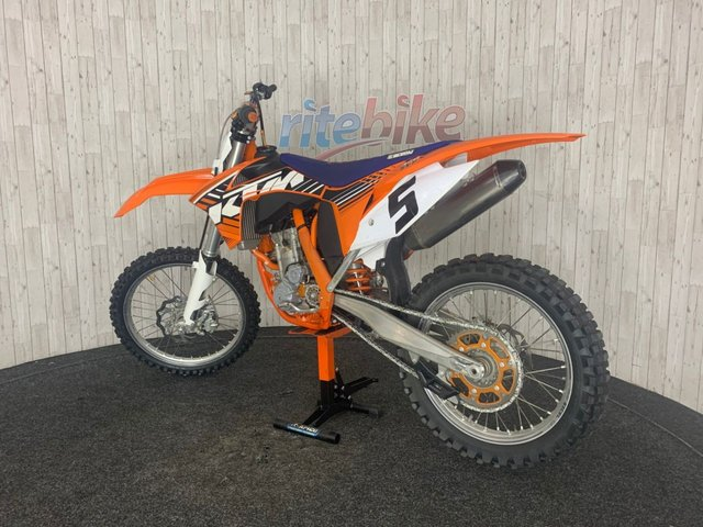 KTM SX at Rite Bike