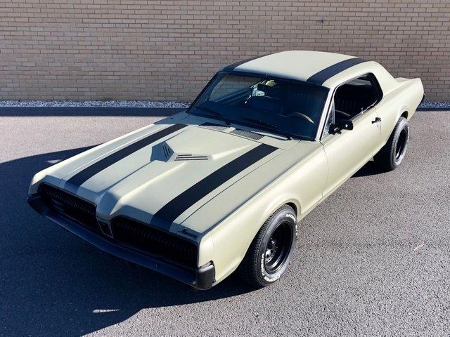 1967 Y MERCURY Cougar XR7 Cougar XR7 // 351cu 5.8L V8 // American Muscle // Px swap