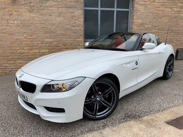 2012 12 BMW Z4 2.0L Z4 SDRIVE20I M SPORT ROADSTER 2d 181 BHP