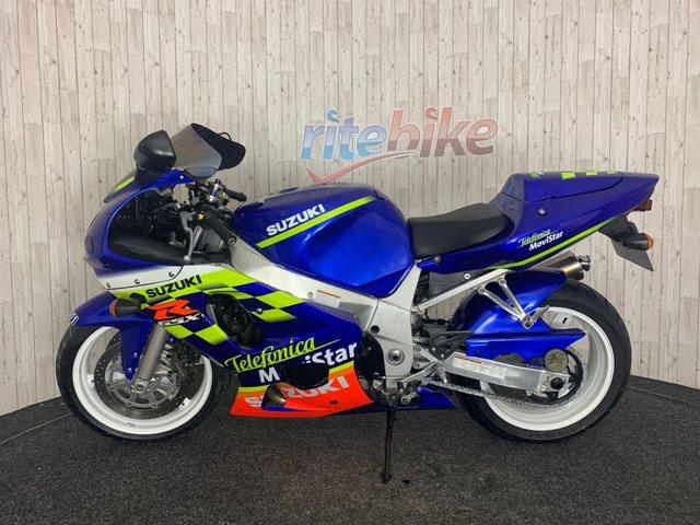 SUZUKI GSXR600 at Rite Bike