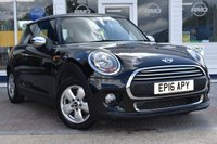 USED 2016 16 MINI HATCH ONE 1.2 ONE 3d 101 BHP AVAILABLE FROM ONLY £160 PER MONTH WITH £0 DEPOSIT