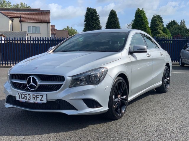 MERCEDES-BENZ CLA at ASK Motors