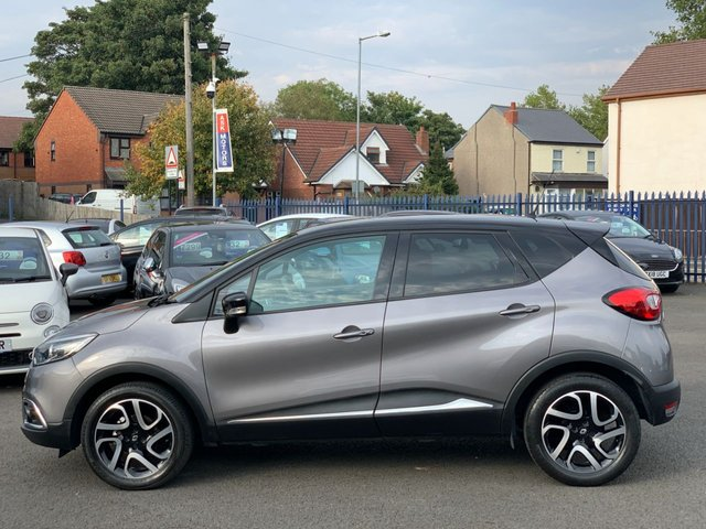 RENAULT CAPTUR at ASK Motors