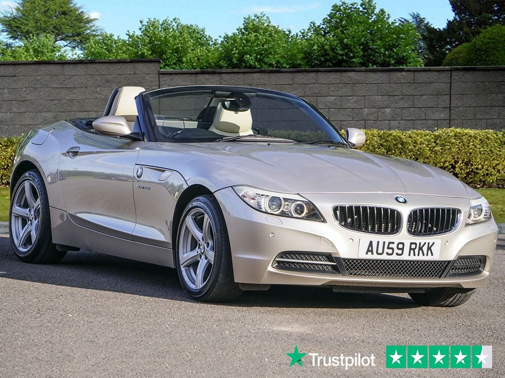 USED 2009 59 BMW Z4 2.5L Z4 SDRIVE23I ROADSTER 2d AUTO 201 BHP Stunning Colour COmbination