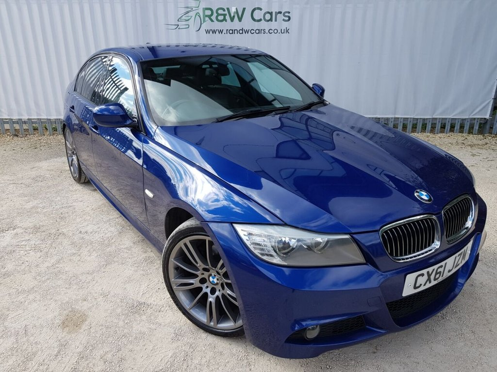USED 2012 61 BMW 3 SERIES 2.0 320D SPORT PLUS EDITION 4d 181 BHP