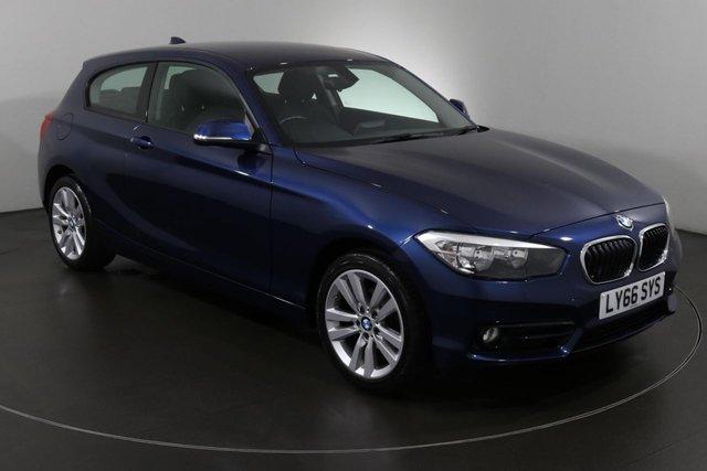 2017 66 BMW 1 SERIES 1.5 118I SPORT 3d 134 BHP ULEZ EXEMPT