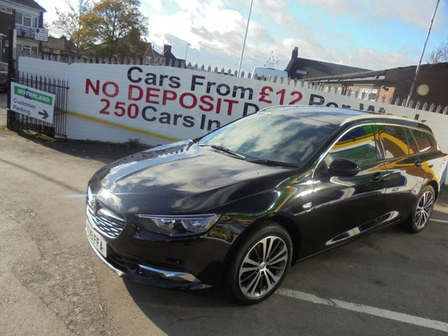 USED 2019 19 VAUXHALL INSIGNIA 1.6 SPORTS TOURER SRI NAV 5d 135 BHP CLICK AND COLLECT ON YOUR NEXT CAR