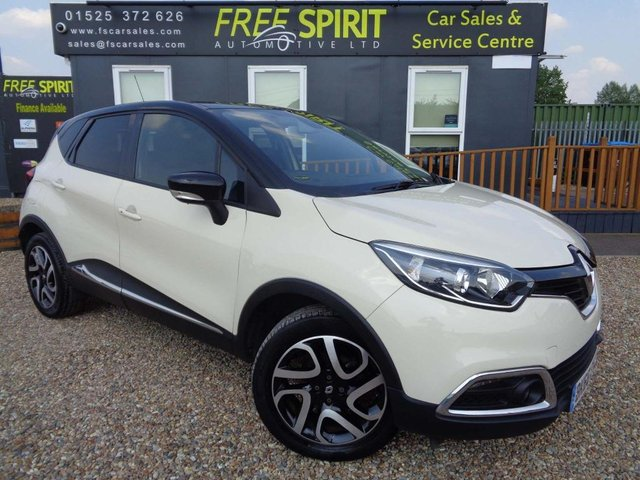 USED 2016 66 RENAULT CAPTUR 0.9 TCe ENERGY Dynamique S Nav (s/s) 5dr Sat Nav, Bluetooth, DAB