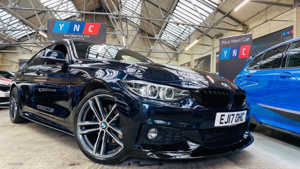 USED 2017 17 BMW 4 SERIES 3.0 430d M Sport Gran Coupe Sport Auto (s/s) 5dr PERFORMANCEKIT+19S+HTDLTHR