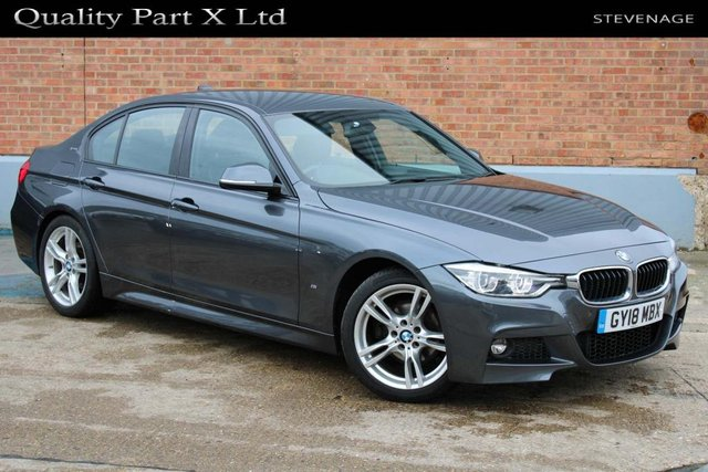 USED 2018 18 BMW 3 SERIES 2.0 330e 7.6kWh M Sport Auto (s/s) 4dr ULEZ, 1 OWNER, SENSORS