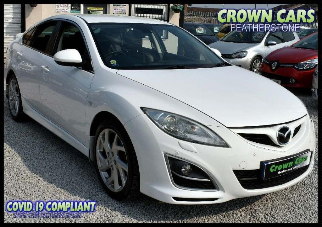 USED 2010 10 MAZDA 6 2.5 Sport 5dr AMAZING LOW RATE FINANCE DEALS