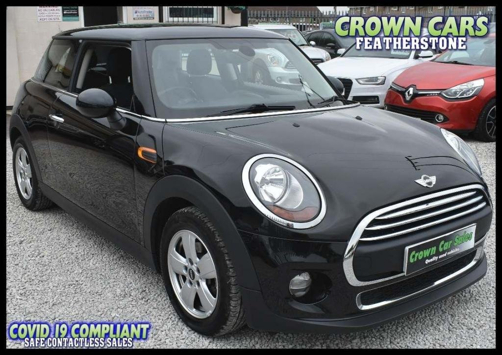 USED 2016 66 MINI HATCH ONE 1.5 One D (s/s) 3dr AMAZING LOW RATE FINANCE DEALS