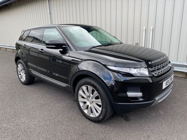 2013 13 LAND ROVER RANGE ROVER EVOQUE 2.2 SD4 PURE TECH 5d 190 BHP AUTOMATIC