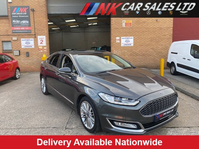 USED 2016 66 FORD MONDEO 2.0 VIGNALE TDCI 4d 177 BHP FLAGSHIP MODEL AWAITING PREPARATION NOW IN STOCK  HIGH SPEC