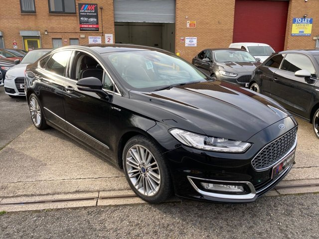 2016 66 FORD MONDEO 2.0 VIGNALE TDCI 4d 177 BHP AWAITING PREPARATION.FULL LEATHERS SAT NAV HEATED SEATS REVERSE CAMERAS