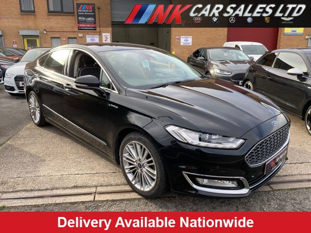 USED 2016 66 FORD MONDEO 2.0 VIGNALE TDCI 4d 177 BHP AWAITING PREPARATION.FULL LEATHERS SAT NAV HEATED SEATS REVERSE CAMERAS