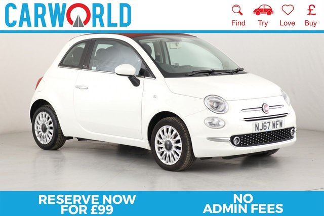View our FIAT 500C