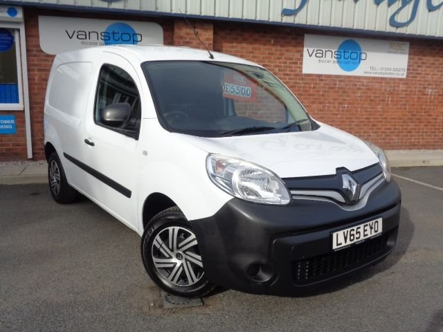 USED 2015 65 RENAULT KANGOO 1.5 ML19 DCI 75 BHP