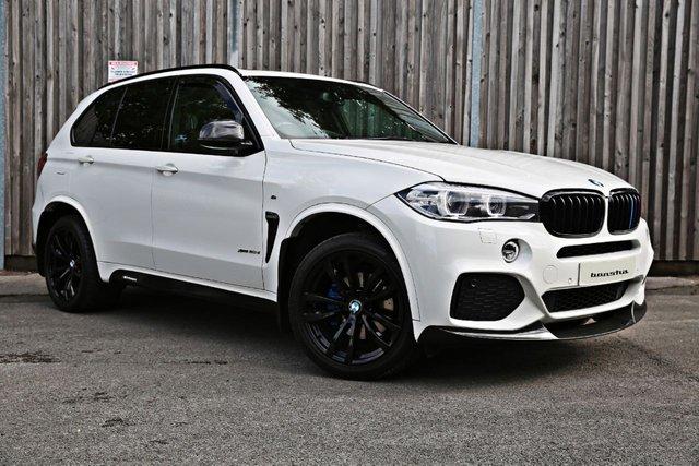 2013 13 BMW X5 3.0 XDRIVE30D M SPORT 5d 255 BHP