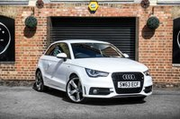USED 2013 63 AUDI A1 1.4 TFSI BLACK EDITION 3d 138 BHP