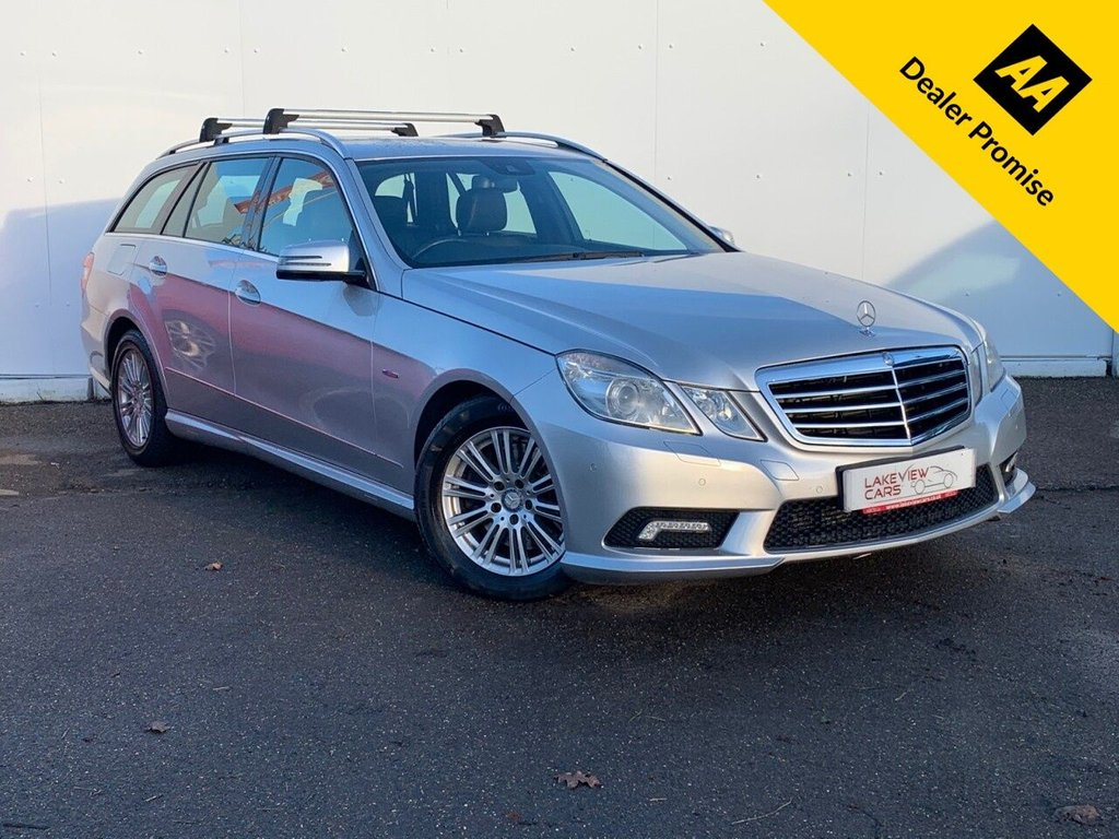 USED 2010 10 MERCEDES-BENZ E-CLASS 3.0 E350 CDI BLUEEFFICIENCY SPORT 5d 231 BHP