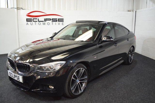 2015 15 BMW 3 SERIES 3.0 330D XDRIVE M SPORT GRAN TURISMO 5d AUTO 255 BHP
