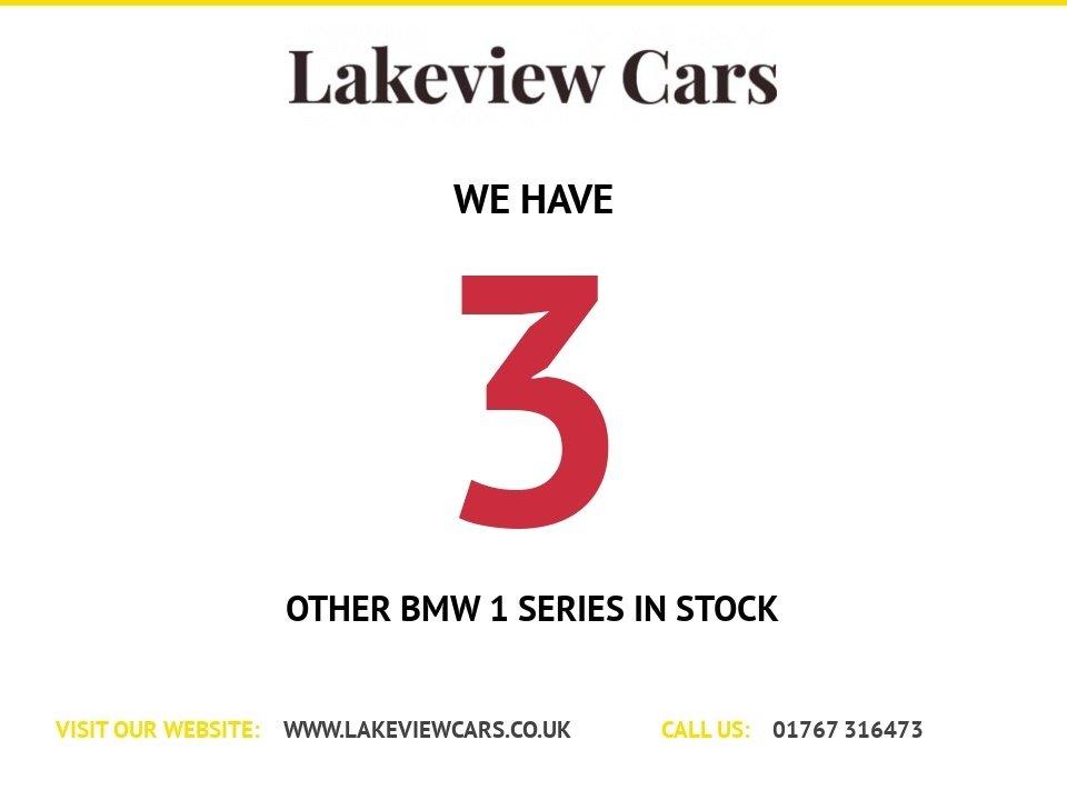 USED 2009 59 BMW 1 SERIES 2.0 116D SPORT 3d 114 BHP