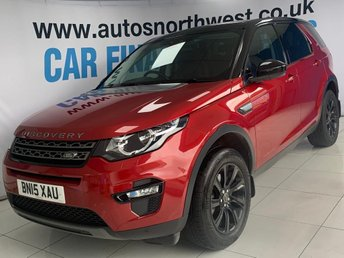 2015 LAND ROVER DISCOVERY SPORT 2.2 SD4 SE TECH 5d 190 BHP SOLD