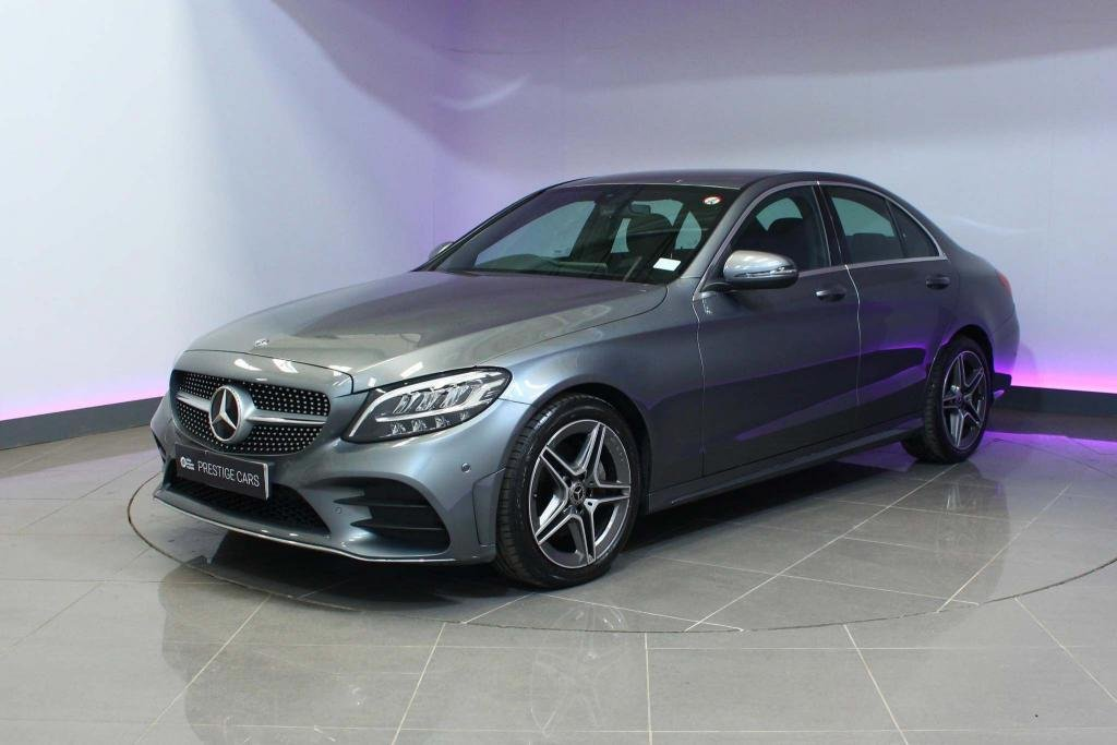 USED 2019 69 MERCEDES-BENZ C-CLASS 2.0 C220d AMG Line G-Tronic+ (s/s) 4dr SAT NAV - CRUISE CONTROL - DAB