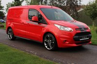 USED 2015 15 FORD TRANSIT CONNECT 1.6 240 LIMITED P/V 114 BHP * NO VAT LIMITED  - WARRANTY - LONG WHEEL BASE -