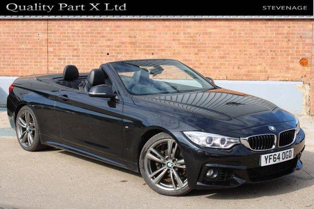 USED 2014 64 BMW 4 SERIES 2.0 420d M Sport 2dr SATNAV,BLUETOOTH,XENON,SENSORS