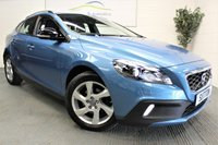 USED 2015 15 VOLVO V40 2.0 D2 CROSS COUNTRY LUX NAV 5d 118 BHP
