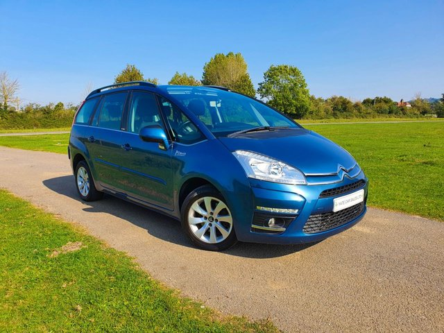2011 61 CITROEN C4 GRAND PICASSO 2.0 VTR PLUS HDI 5d 148 BHP (FREE 2 YEAR WARRANTY)