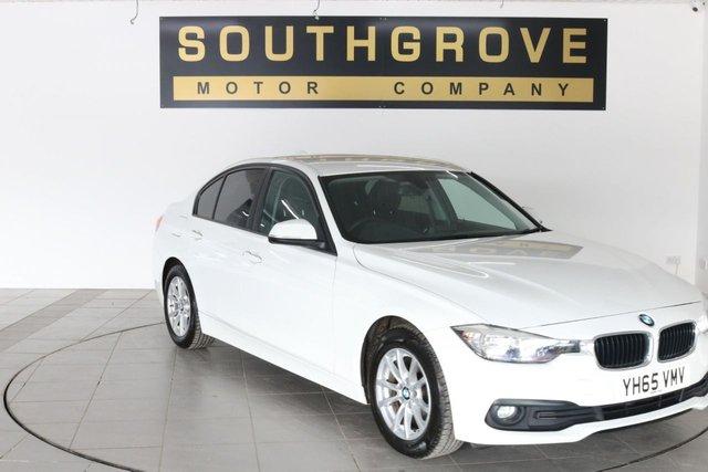USED 2015 65 BMW 3 SERIES 2.0 320D ED PLUS 4d 161 BHP