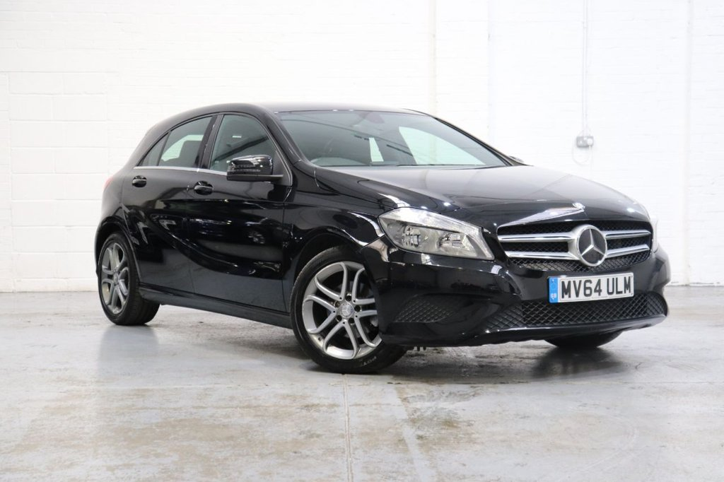 USED 2014 64 MERCEDES-BENZ A-CLASS 1.5 A180 CDI BLUEEFFICIENCY SPORT 5d 109 BHP Low Mileage+ Recently Serviced