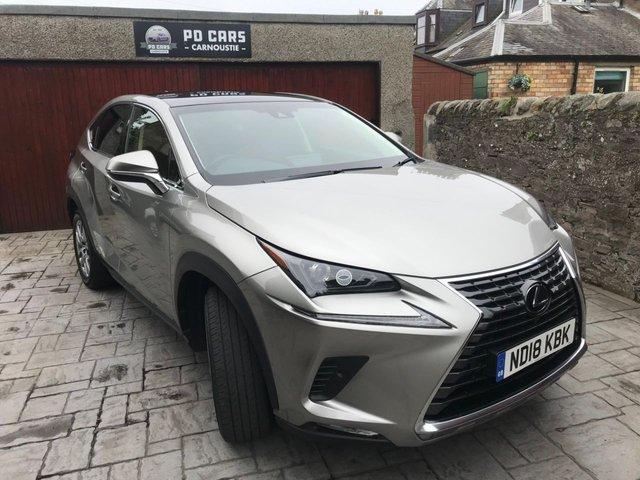 2018 18 LEXUS NX 2.5 300H LUXURY 5d 195 BHP