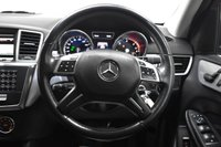 USED 2014 14 MERCEDES-BENZ M-CLASS 3.0 ML350 BLUETEC AMG SPORT 5d 258 BHP