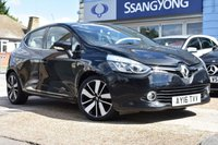 USED 2016 16 RENAULT CLIO 1.5 DYNAMIQUE S NAV DCI 5d 89 BHP FINANCE FROM £147 PER MONTH